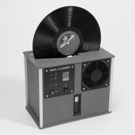 Vinyl Cleaner - Plattenwaschmaschine